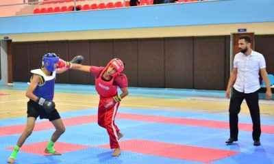 Wushu Naim Yıldırım Dostluk Turnuvası