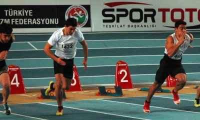 Komple Atletler start aldı