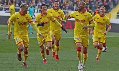 Evkur Yeni Malatyaspor, 2-3 Göztepe