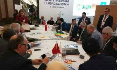 Dört Mevsim Uludağ Çalıştayı gerçekleştirildi