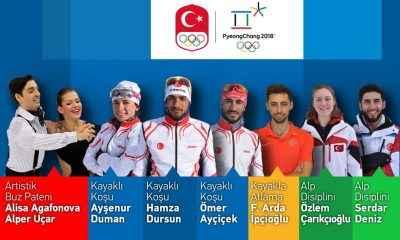 Kış olimpiyatları heyecanı başlıyor