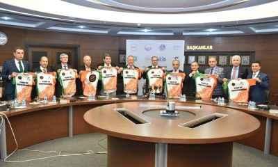 1.Uluslararası Akdeniz Bisiklet Turu'nda son hazırlıklar