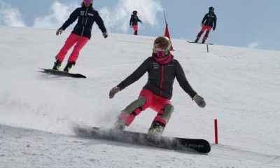 Snowboard Dünya Kupası'nda geri sayım başladı