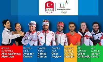 2018 Kış Olimpiyat Oyunları'nda yaşanan 10 ilk