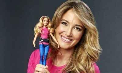 Çağla Kubat, Şampiyon Rüzgar Sörfçüsü olarak artık bir Barbie!