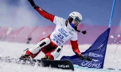 Snowboard Dünya Kupası'nda Ledecka Sürprizi!