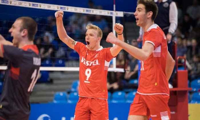 Millilerimiz, ev sahibi Çekya'yı 3-1 mağlup etti