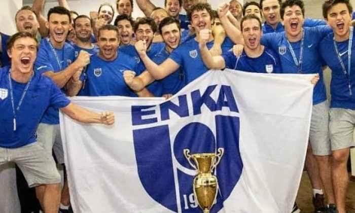 Sutopunda şampiyon ENKA