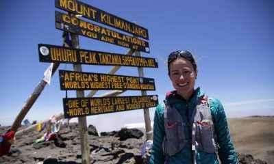 Fernanda Maciel'den Kilimanjaro rekoru