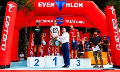 Carraro Gelibolu Triatlonu, 2'nci kez yapıldı