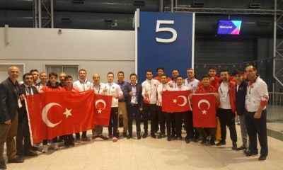 Milli Cimnastikçilerden Tarihi Başarı!