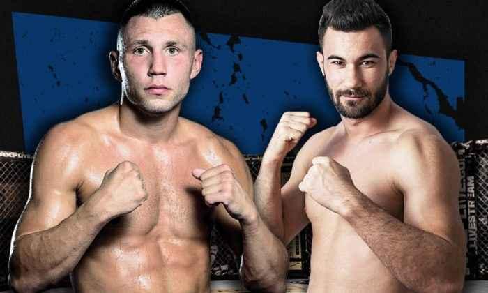 Colosseum Turnuvası, Romanya'dan canlı yayınla FightBox HD'de