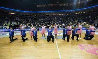 Fenerbahçe BEKO–CSKA Moskova karşılaşmasına renk kattı