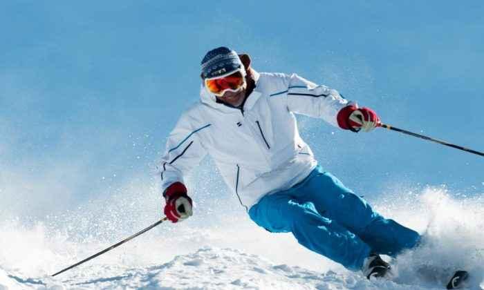 Kayakta sezon başladı