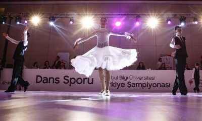 Dans Sporu BİLGİ Türkiye Şampiyonası heyecanı başladı
