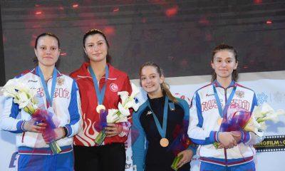 Nisanur Erbil, Avrupa şampiyonu
