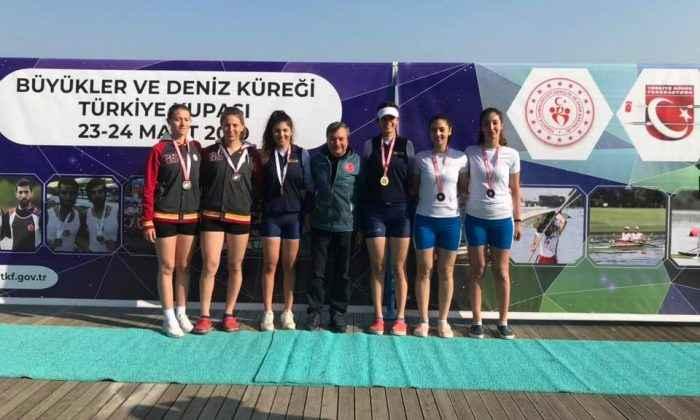 Adana TOHM Kürekçileri Türkiye Kupasını kazandı