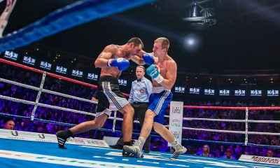 Kickboks 'ta büyük kapışma canlı yayınla FightBox HD'de…