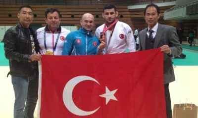 Judocularımız Bakü'deki Grand Slam için hazır