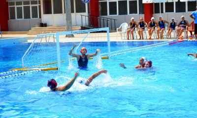 Türkiye Su Topu U17 Kadınlar 2. Lig Grup ve Final müsabakaları