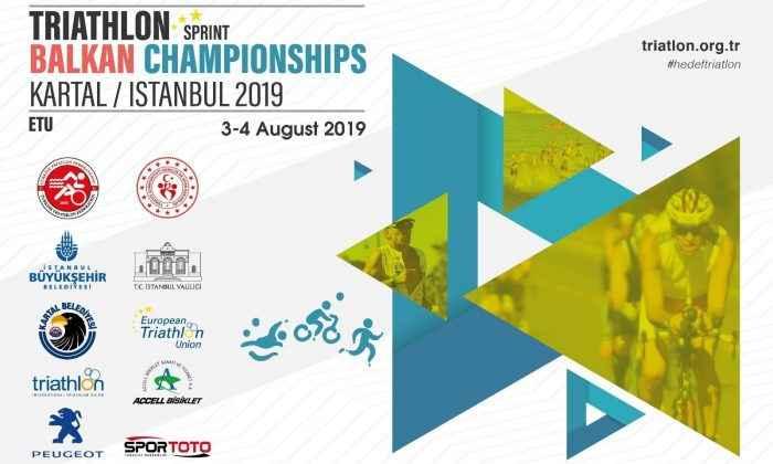 Triatlon'da Balkan Şampiyonası heyecanı