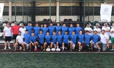 U19 Ragbi Lig Milli Takımı, Ukrayna maçına hazır