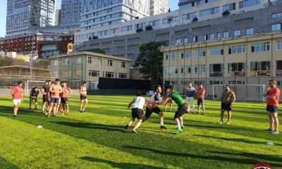 U19 Ragbi Lig Milli Takımımız Ukranya'ya hazırlanıyor
