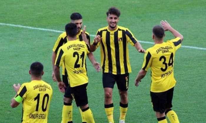 İstanbulspor'dan ilk galibiyet