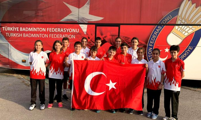 Milli Badmintonculardan Balkan şampiyonluğu