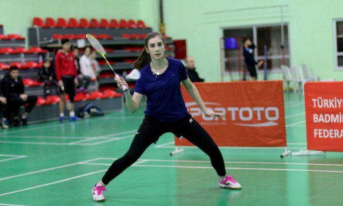 Türkiye BadmintonRankingTurnuvası'nda 2'ncietap