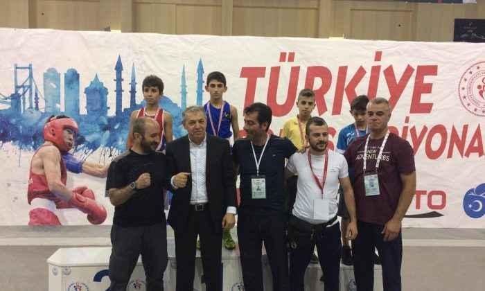 Alt Minik Erkekler Türkiye Ferdi Boks Şampiyonası