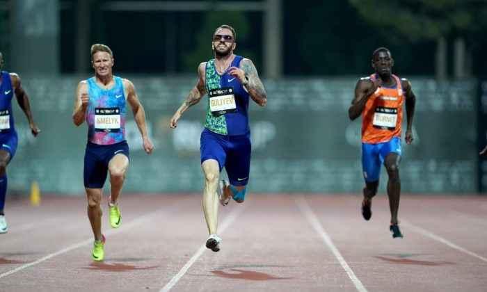 Atletizm' de Şampiyonlar yarıştı