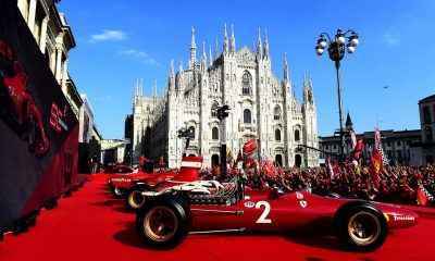 Ferrari'nin Dünü, Bugünü ve Geleceği Buluştu!