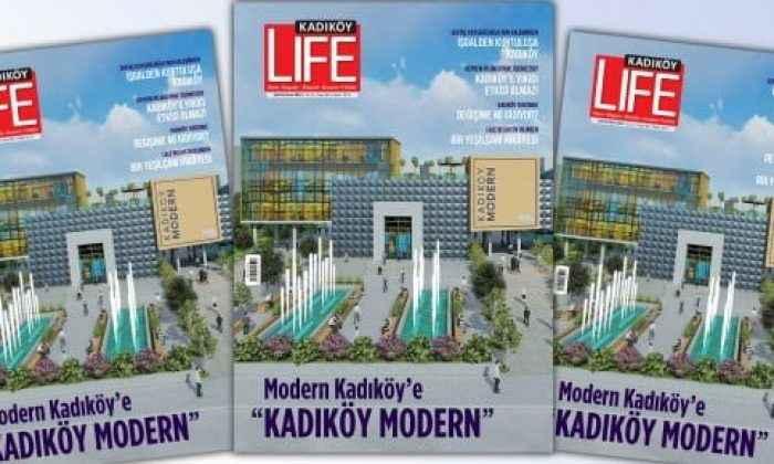 """Kadıköy'e """"Kadıköy Modern"""" mi geliyor?"""