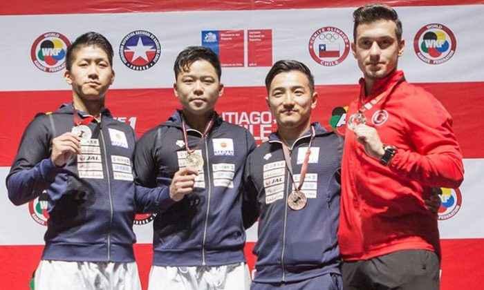 Milli Karateciler kapanışı 3 altın madalya ile yaptı