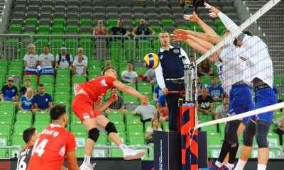 Filenin Efeleri, Avrupa Şampiyonası'ndaki ilk maçında mağlup