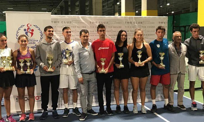 TEB Türkiye Şampiyonaları'nda ödüller sahiplerini buldu