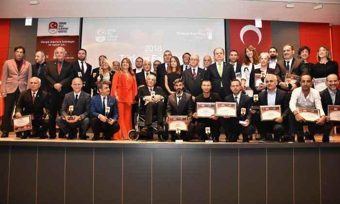 2018 Türkiye Fair Play Ödülleri sahiplerini buldu