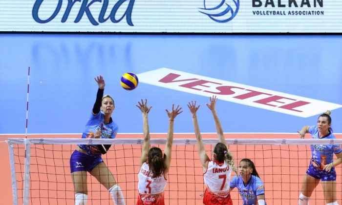 2019 Kadınlar Balkan Kupası başladı
