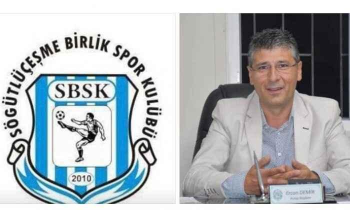 Ercan Demir başkanlığı bırakıyor