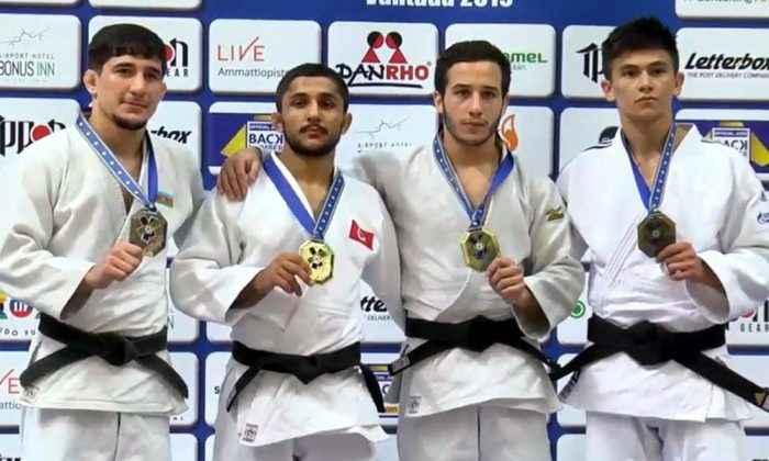Salih Yıldız, Gençler Avrupa Şampiyonu