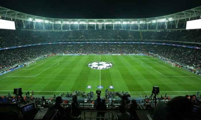 Stadyum güvenliği üst seviyeye çıktı