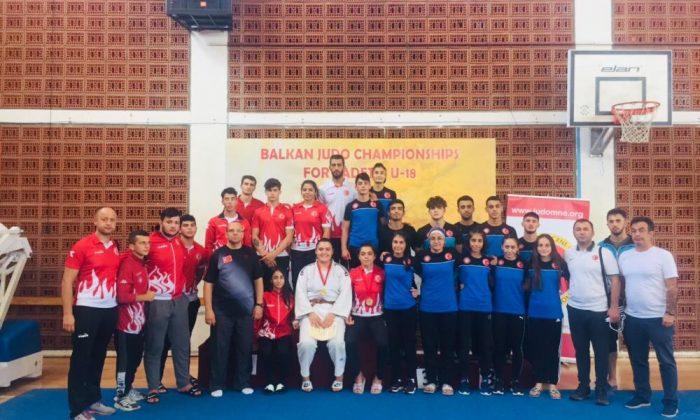 Ümitler Balkan Şampiyonu