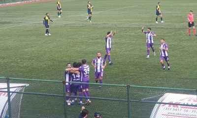 Artvin Hopaspor'dan Bucaspor'a 5 gol