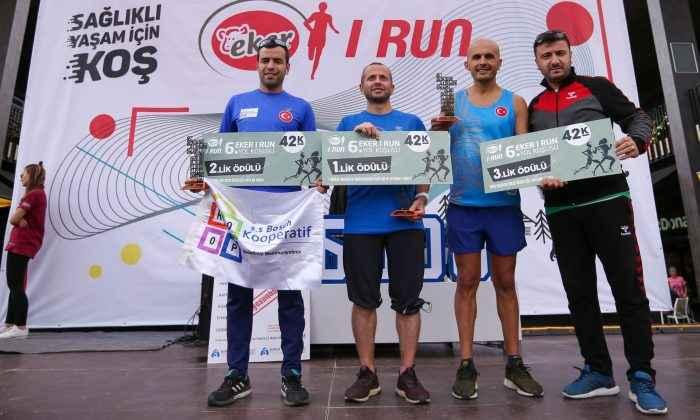 Eker I Run 2019'da Sağlıklı Yaşam İçin 2.583 kişi koştu