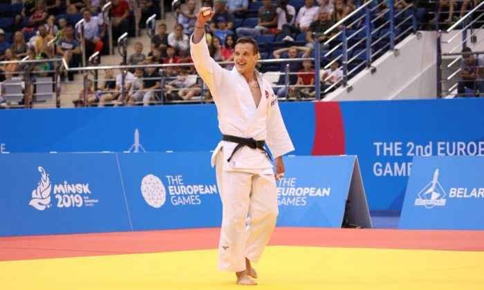 Mikail Özerler'den bronz madalya