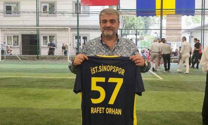 """Rafet Orhan: """"Şampiyonluk konuşmak için erken"""""""