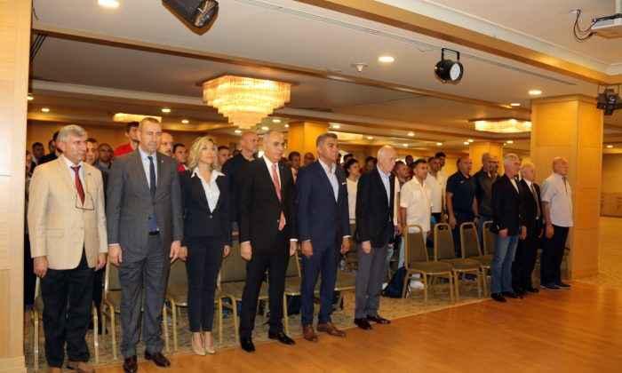 Voleybolda Üst Düzey Gelişim Semineri İstanbul'da yapıldı