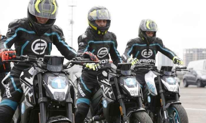 Avrupa Motosiklet Akrobasi Şampiyonası'nın finali, Afyonkarahisar'da