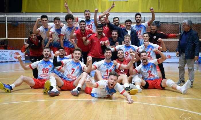 Tokat Belediye Plevne, Balkan Şampiyonu